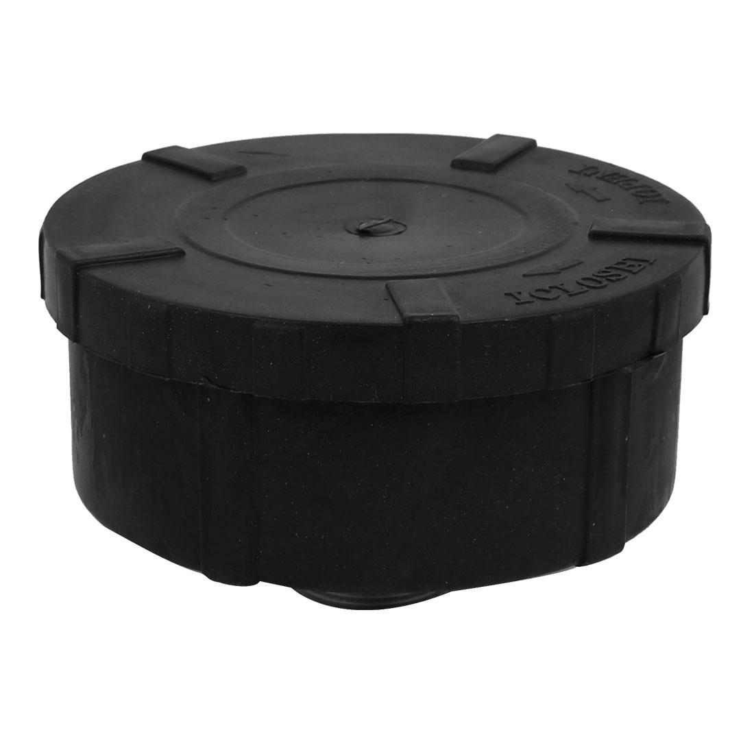 33mm Male Thread Plastic Shell Air Compressor Intake Filter Muffler