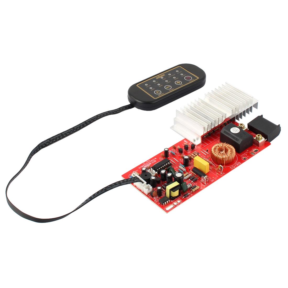 PCB Circuit Induction Cooker Controller Repairing Repair Replacement Part Board