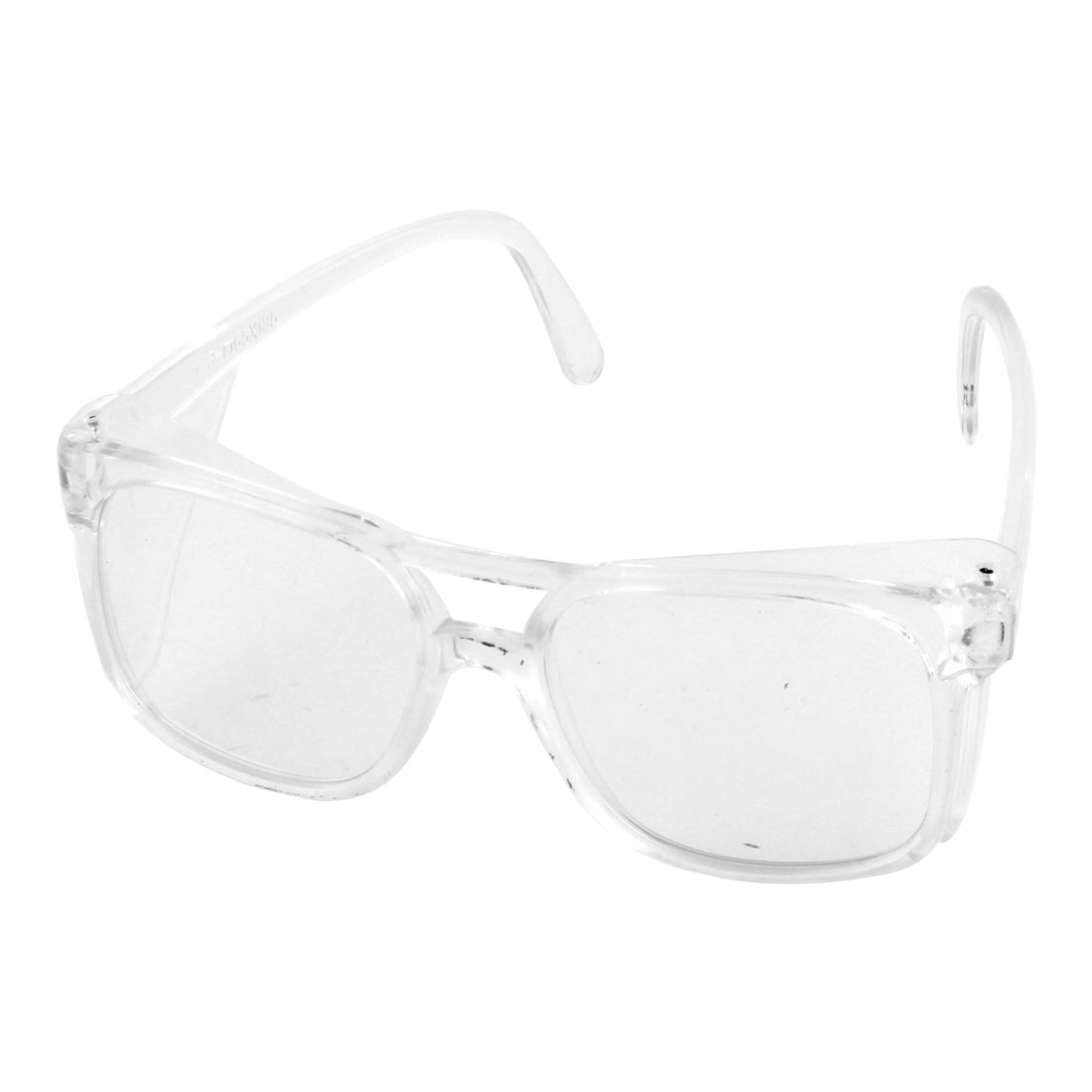Plastic Full Frame Protective Safety Glasses Goggle Welding Eyeglasses Clear