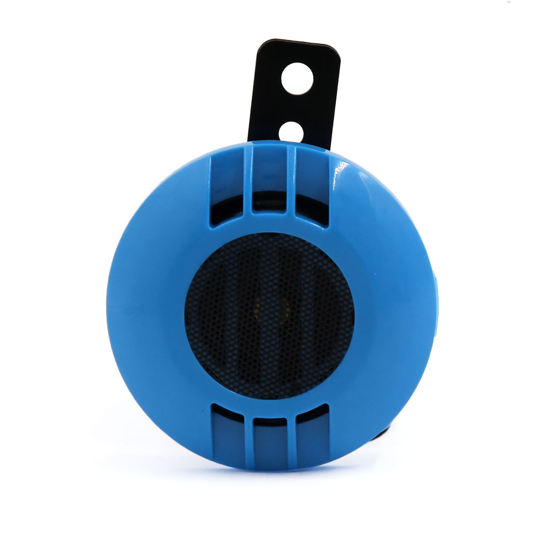 105DB Blue Metal Vehicle Motor Waterproof Electric Blast Super Sound Tone Horn