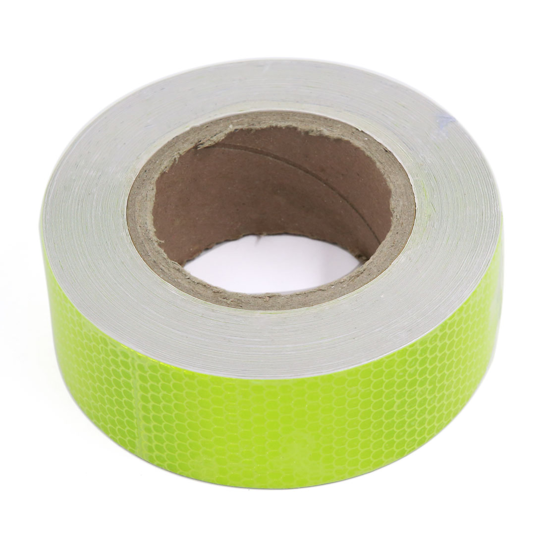 Fluorescence Green Covers Motorcycle Reflective Tape Stickers Car Styling 50mm x 25M
