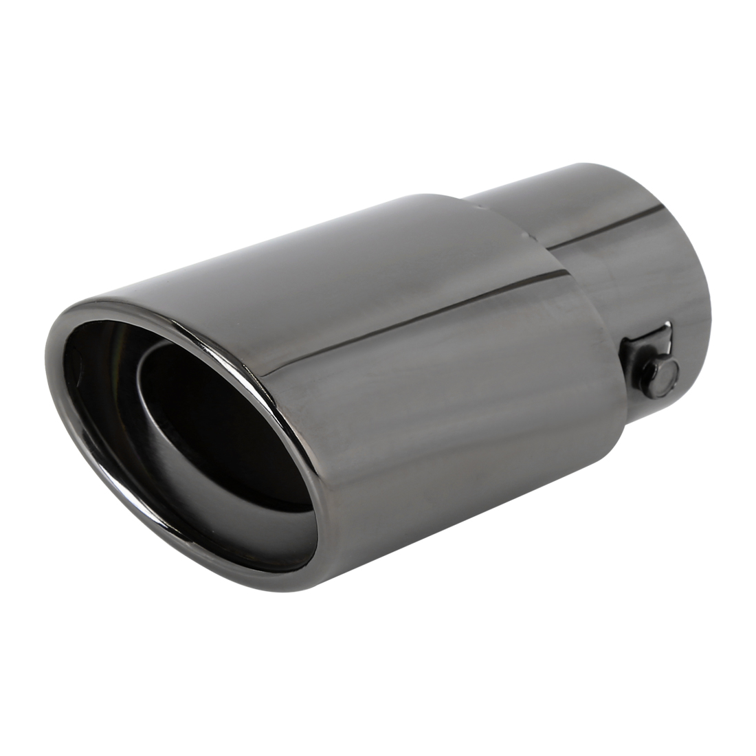 Auto Car Black Exhaust Muffler Tip Modified Silencer Pipe Tail