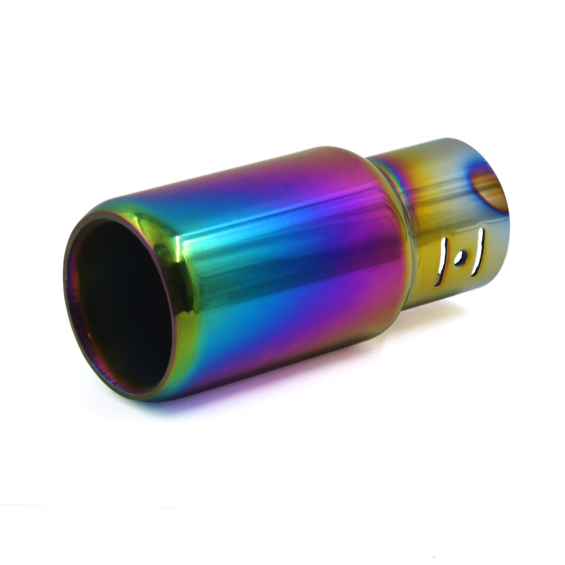 Colorful Exhaust Muffler Tip Modified Silencer Tail Pipe for Vehicle Car