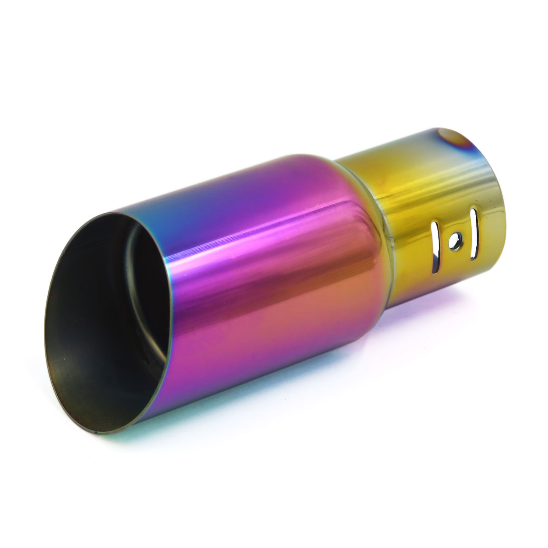 Colorful Modified Silencer Pipe Tail Exhaust Muffler Tip for Car