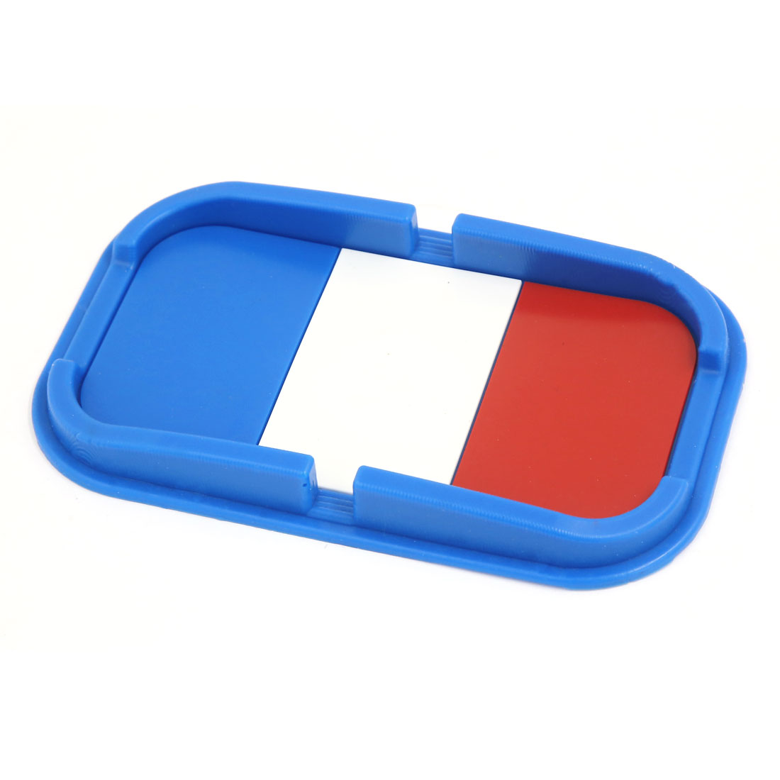 Car Automobile Navigation Rubber Stripe Pattern Non-Slip Pad Mat Holder