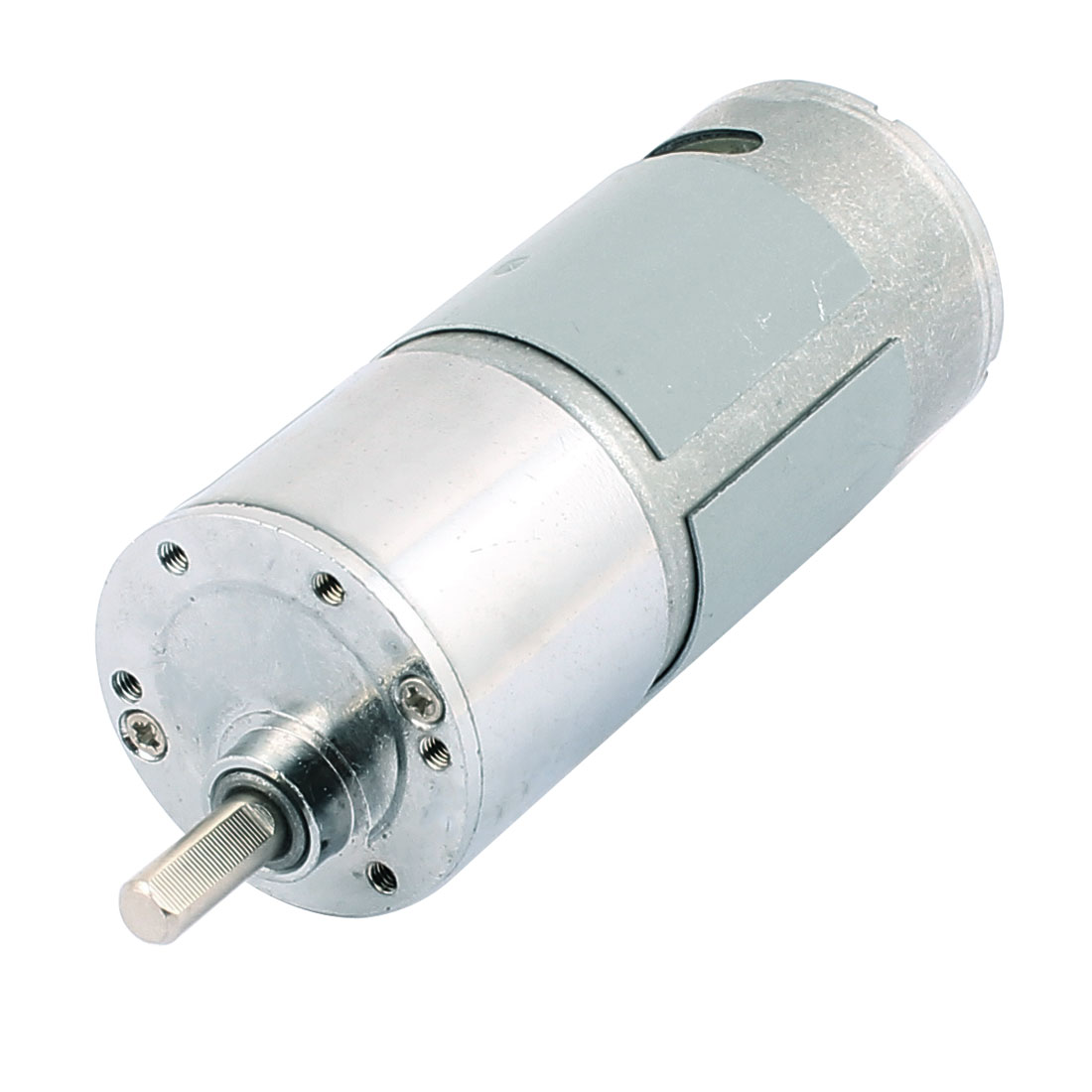 TJP37RG73.4i-Z6068 DC24V 60RPM 6mm Dia Shaft Electric Gear DC Motor