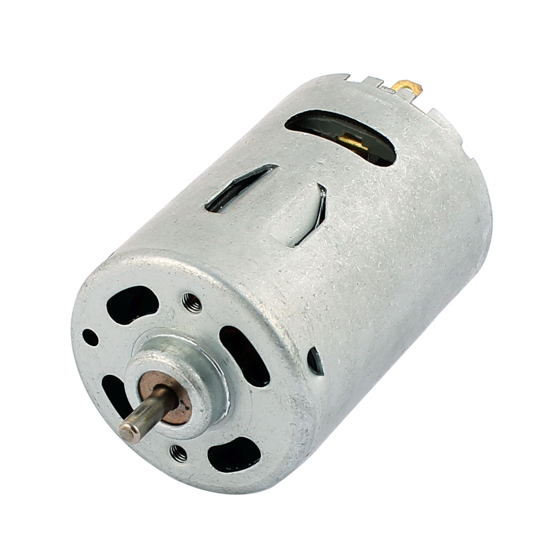 R545 DC 24V 4000RPM 2 Terminals Connecting Cylindrical Miniature Magnetic Motor