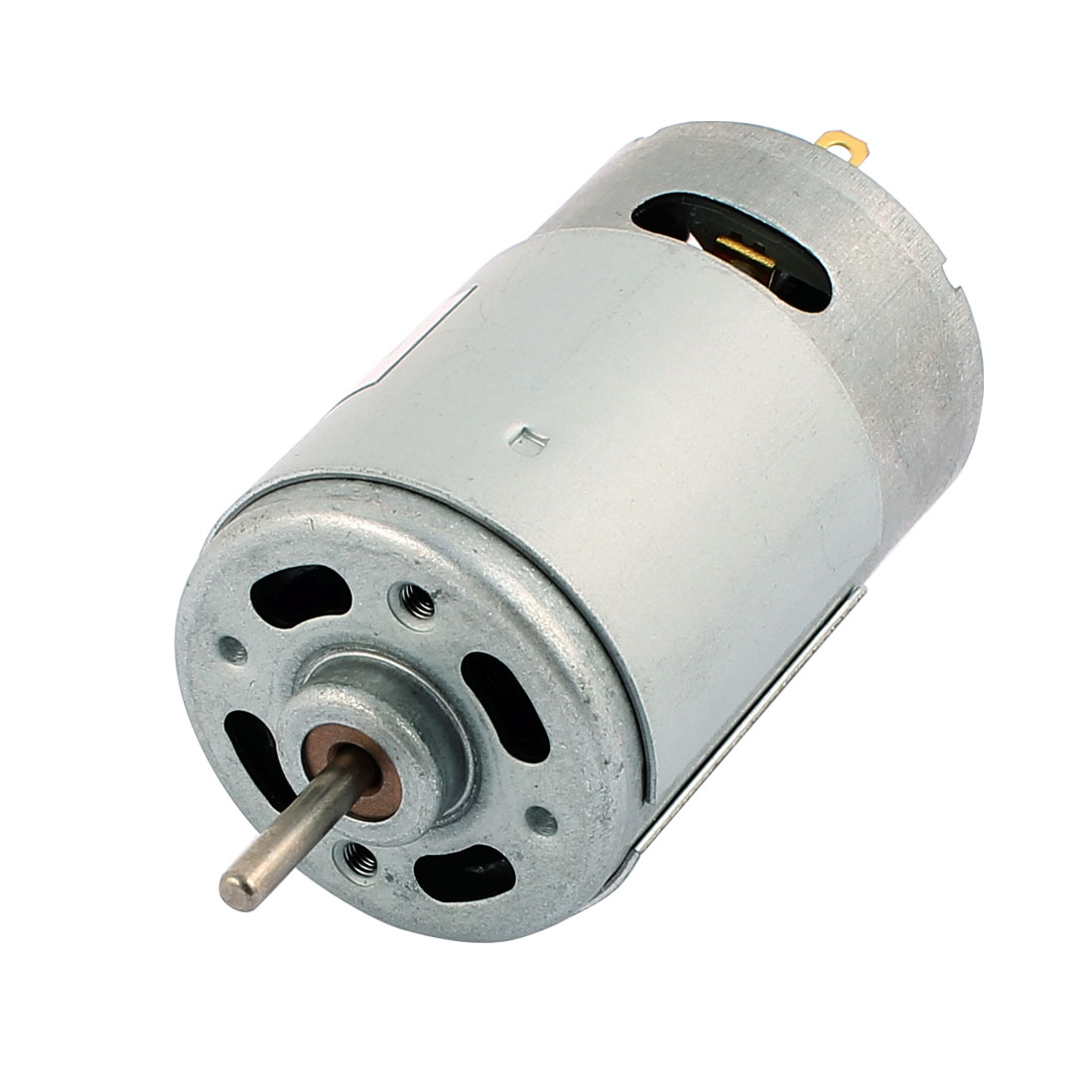 R555 DC 24V 3000R/Min Cylindrical Miniature Electric Tool Magnetic Motor