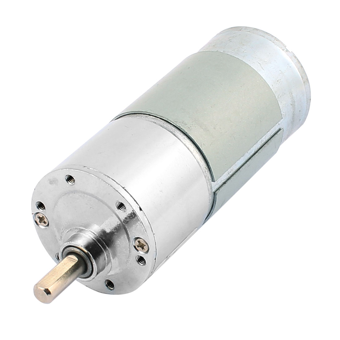 DC 24V 150R/Min Electrical Solder Cylindrical High Torque DC Geared Motor