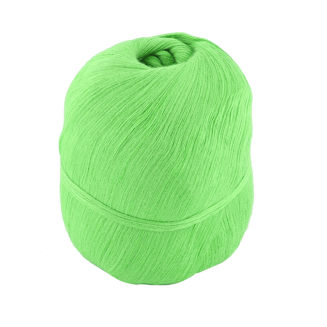 Hand DIY Clothes Tatting Knitting Cotton Thread Embroidery Craft Yarn Light Green