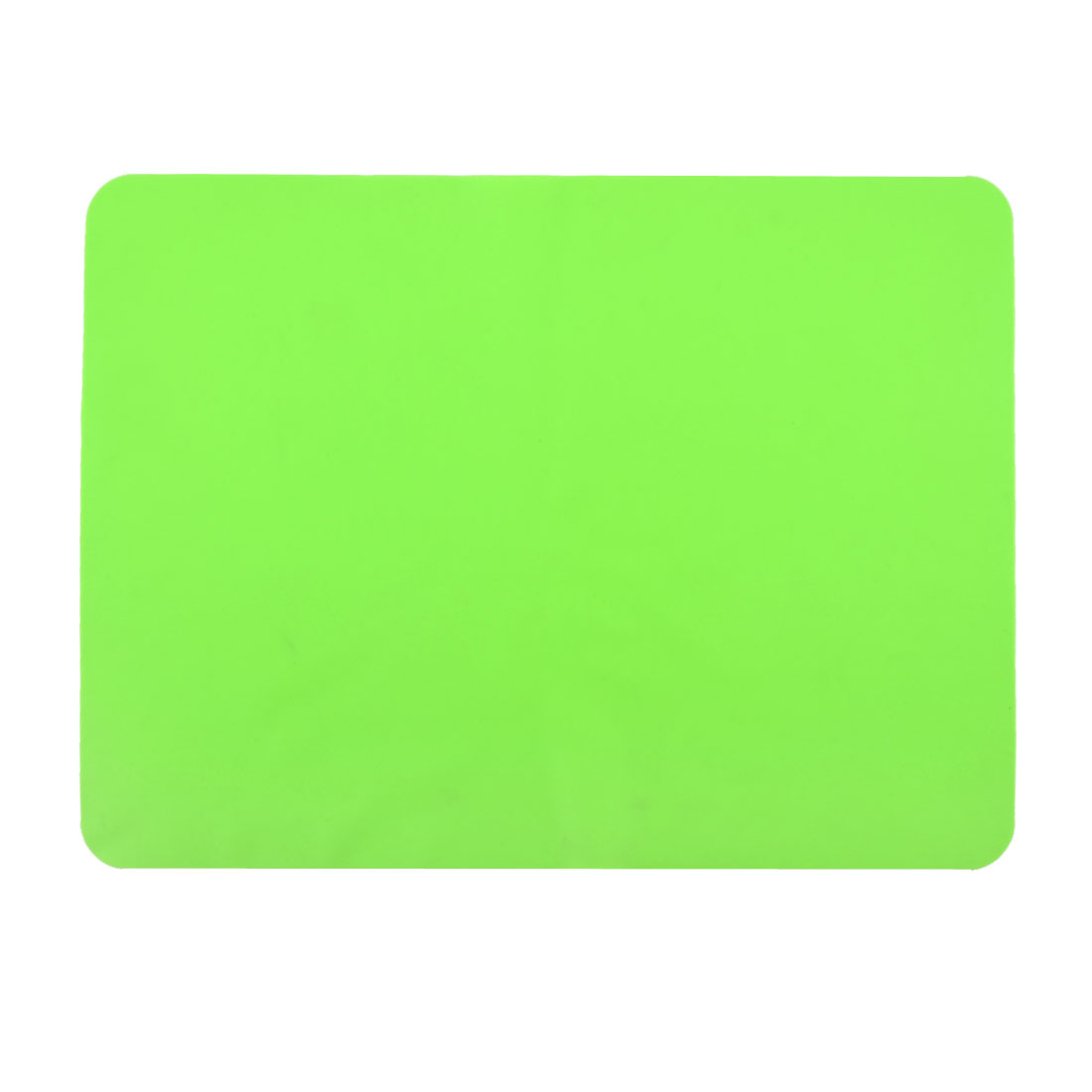 Home Restaurant Silicone Table Heat Resistant Baking Mat Cushion Placemat Green