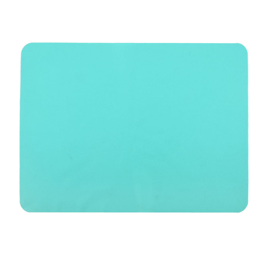 Home Restaurant Silicone Table Heat Resistant Baking Mat Cushion Placemat Cyan