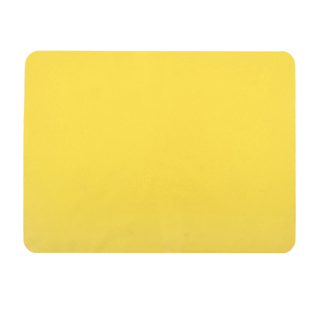 Western Restaurant Silicone Table Heat Resistant Mat Cushion Placemat Yellow