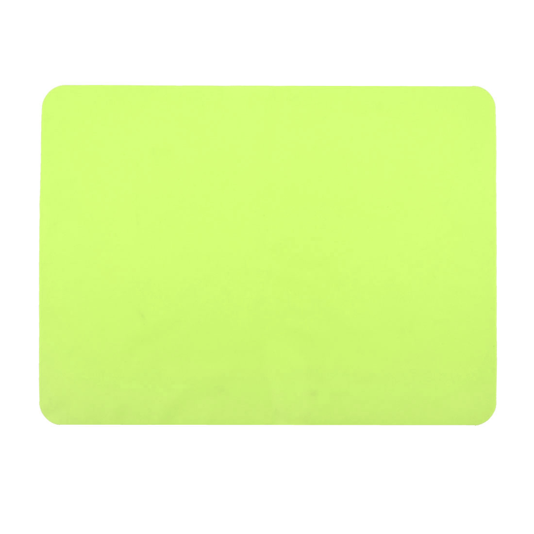 Western Restaurant Silicone Table Heat Resistant Mat Cushion Placemat Green