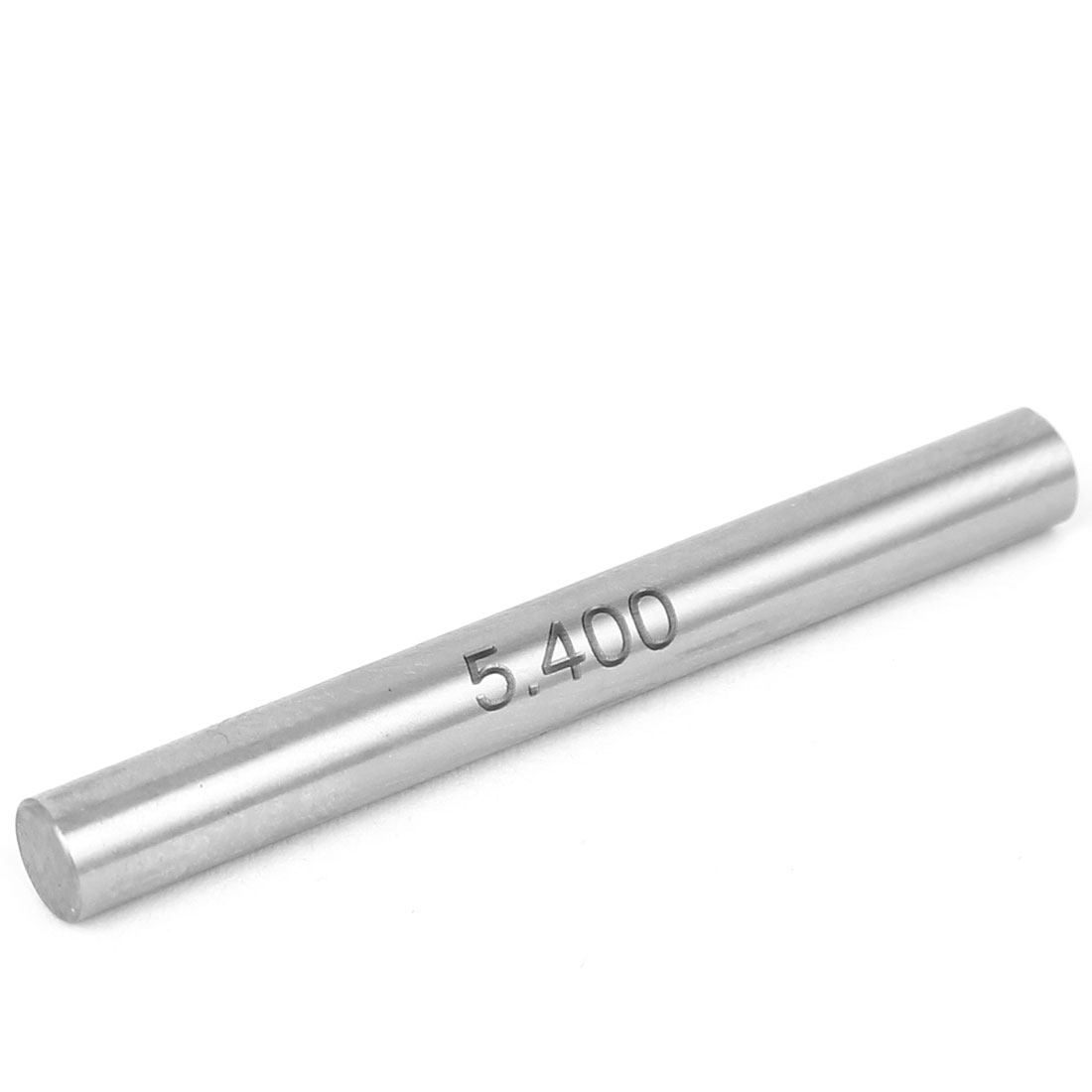 5.40mm Dia +/-0.001mm Tolerance GCR15 Cylinder PCB Checking Plug Pin Gage Gauge