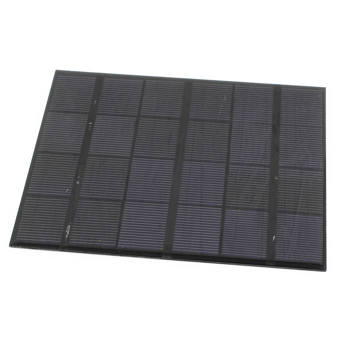 DC 6V 3.5W Square Energy Saving Solar Cell Panel Module 165x135mm for Charger