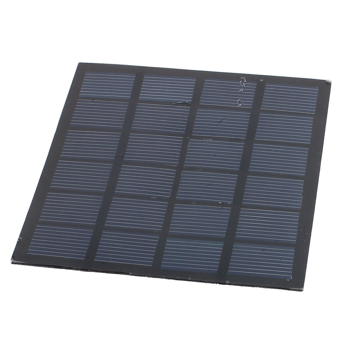 DC 6V 1.5W Square Energy Saving Solar Cell Panel Module for Charger