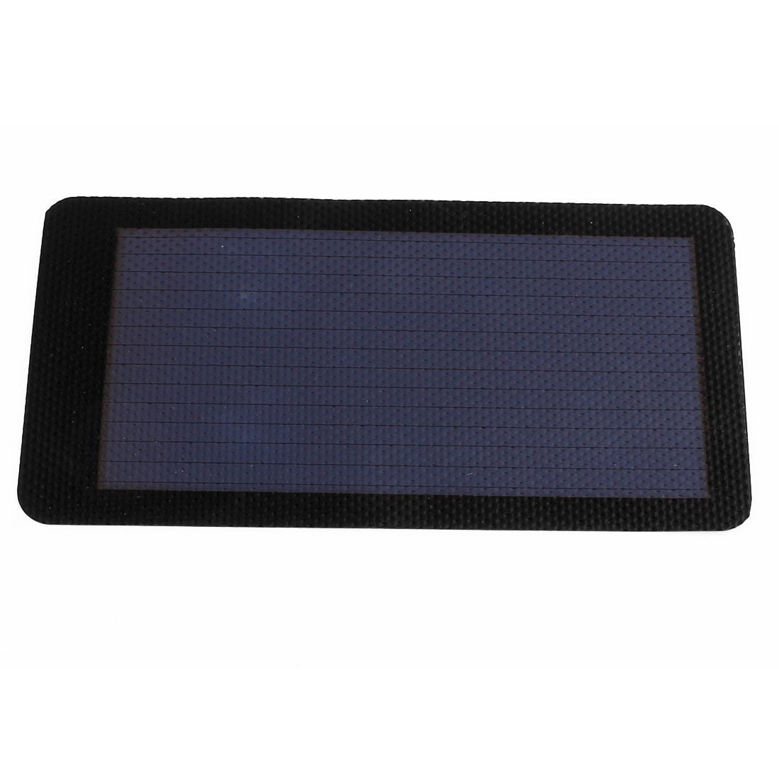 DC 2V 500mA 1W Flexible Film Rectangle Energy Saving Solar Cell Panel Module for Charger