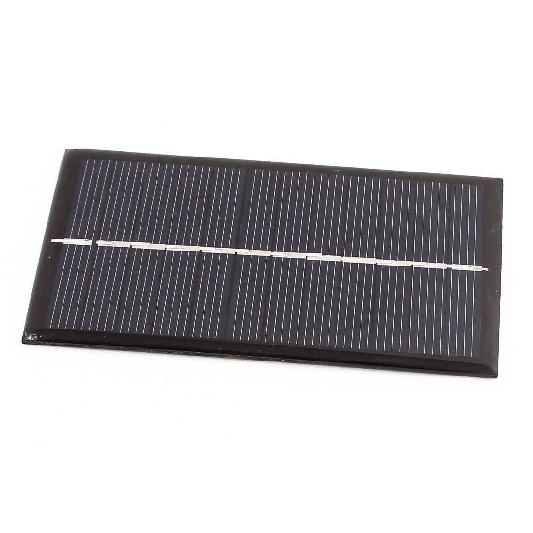 DC 6V 1W Rectangle Energy Saving Solar Cell Panel Module for Charger