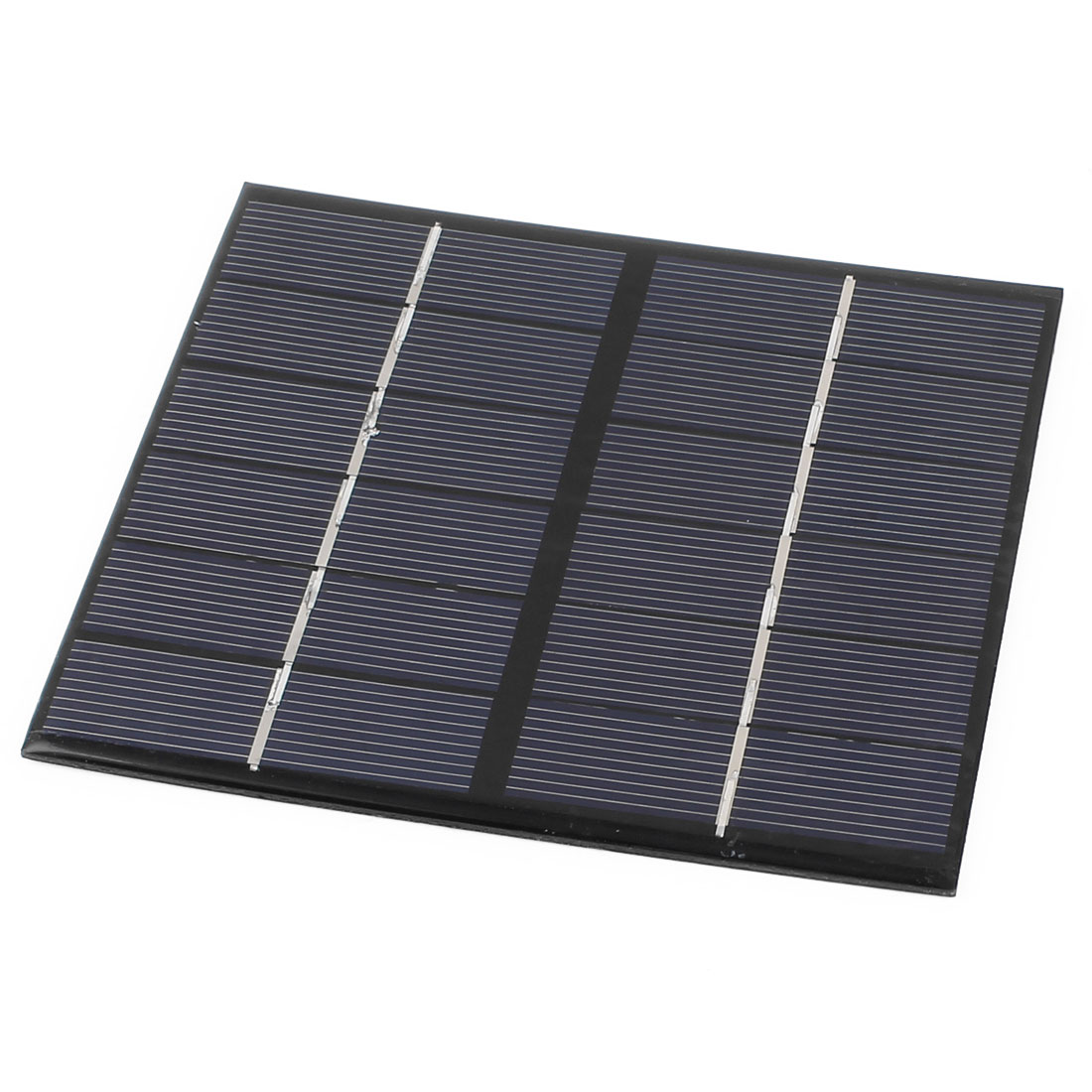 DC 6V 2.5W Rectangle Energy Saving Solar Cell Panel Module 115x130mm for Charger