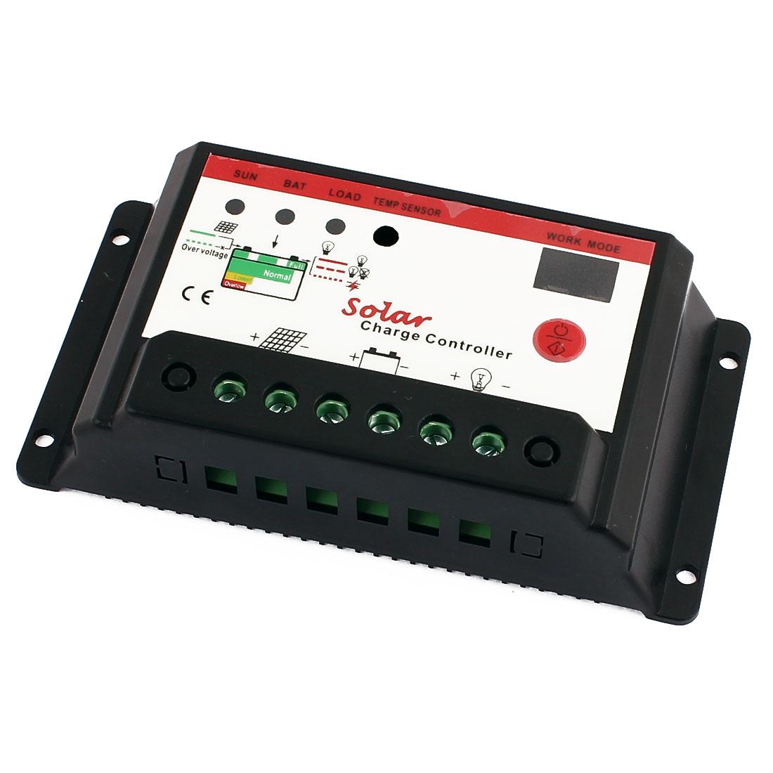 DC 12V/24V 20A Safe Protection Solar Street Lamp Panel Battery Regulator Charge Controller
