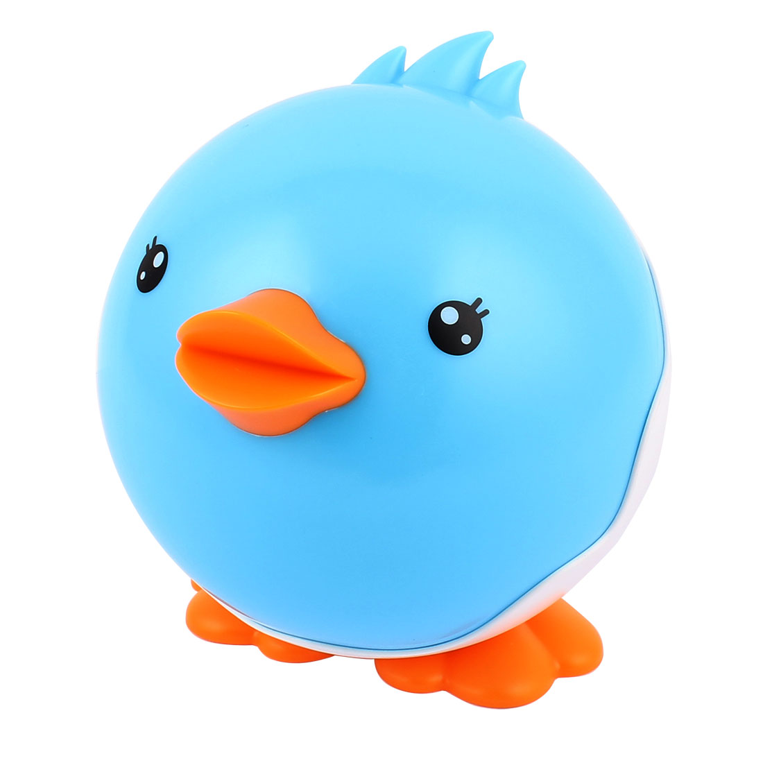 LED Little Duck Lamp Touch Induction Dimmer USB Rechargeable Desk Lamp Blue