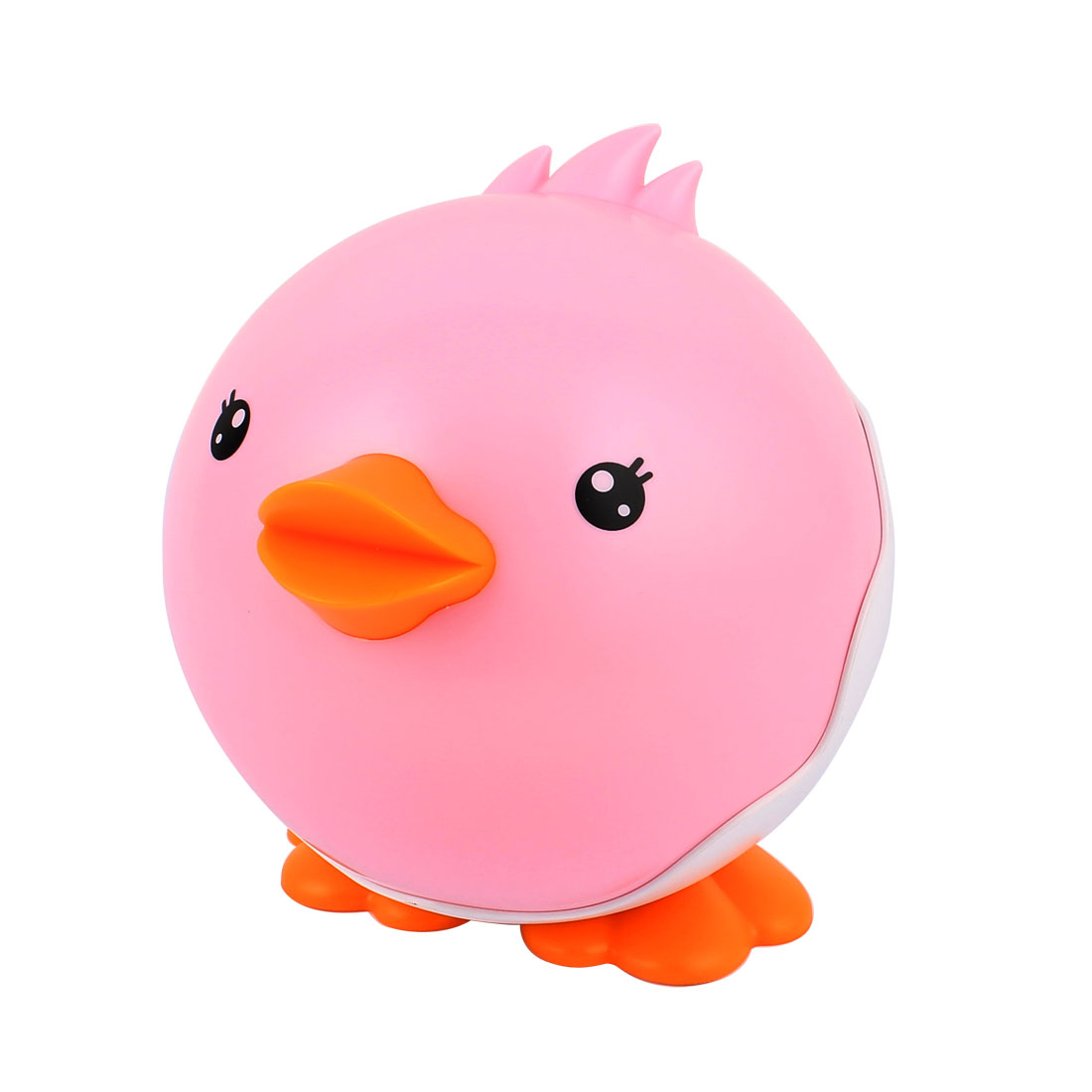 USB Rechargeable LED Little Duck Lamp Touch Induction Dimmer Bedside Lamp Pink