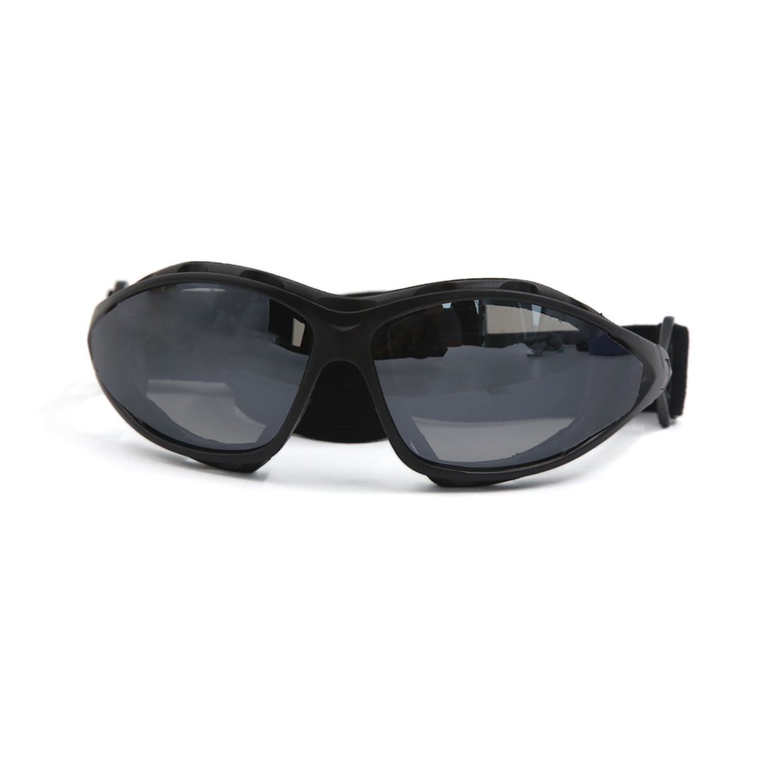 Gray Lens Motorcycle Bike Riding Dust-proof Windproof Goggles Eyewear Glasses