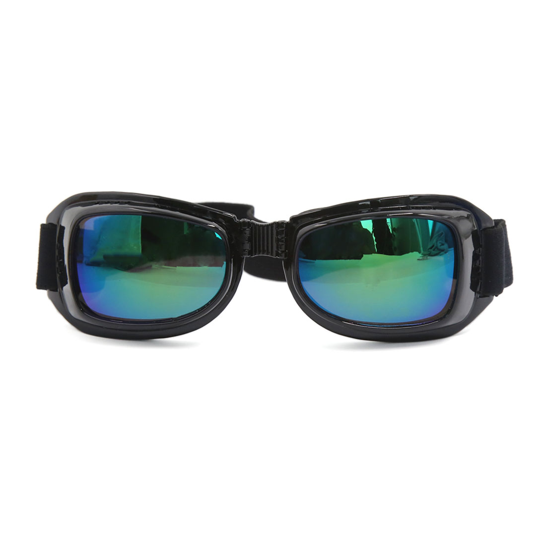 Foldable UV Protective Outdoor Glasses Portable Motorcycle Dust-proof Goggles Eyewear