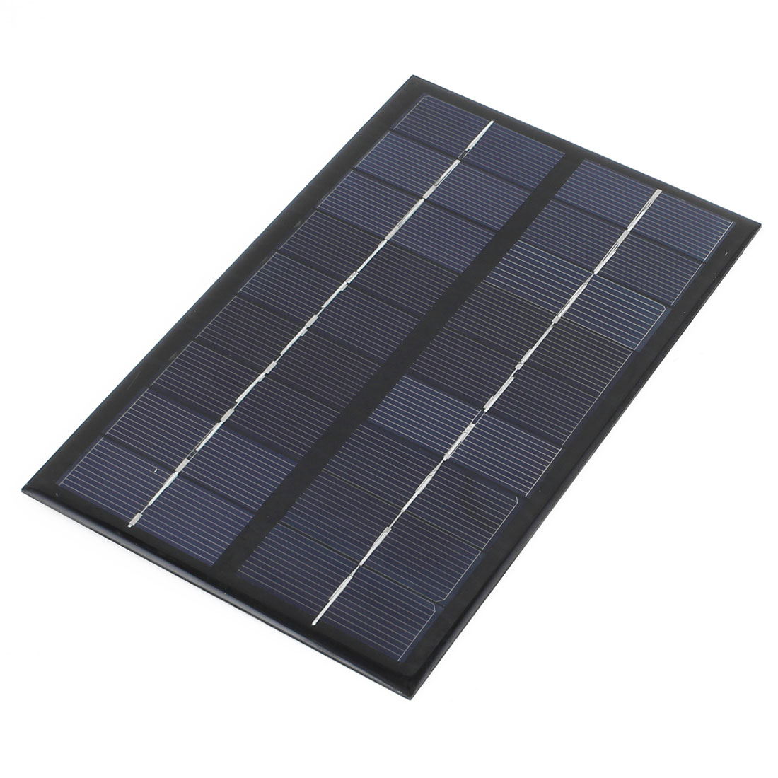 9V 3W DIY Polycrystallinesilicon Solar Panel Power Cell Battery Charger 195mm x 125mm