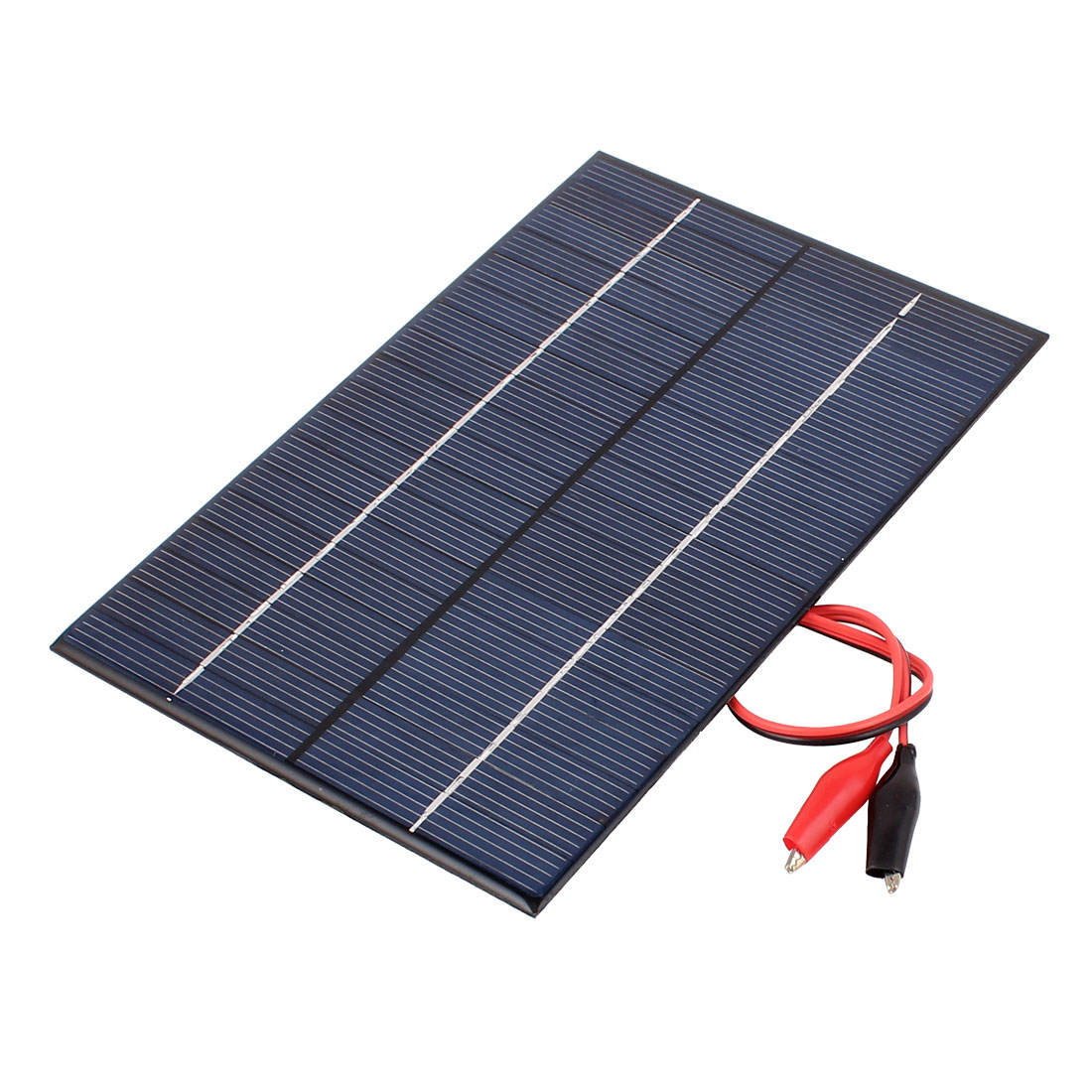 18V 4.2W DIY Polycrystallinesilicon Solar Panel Power Cell Battery Charger 200mm x 130mm
