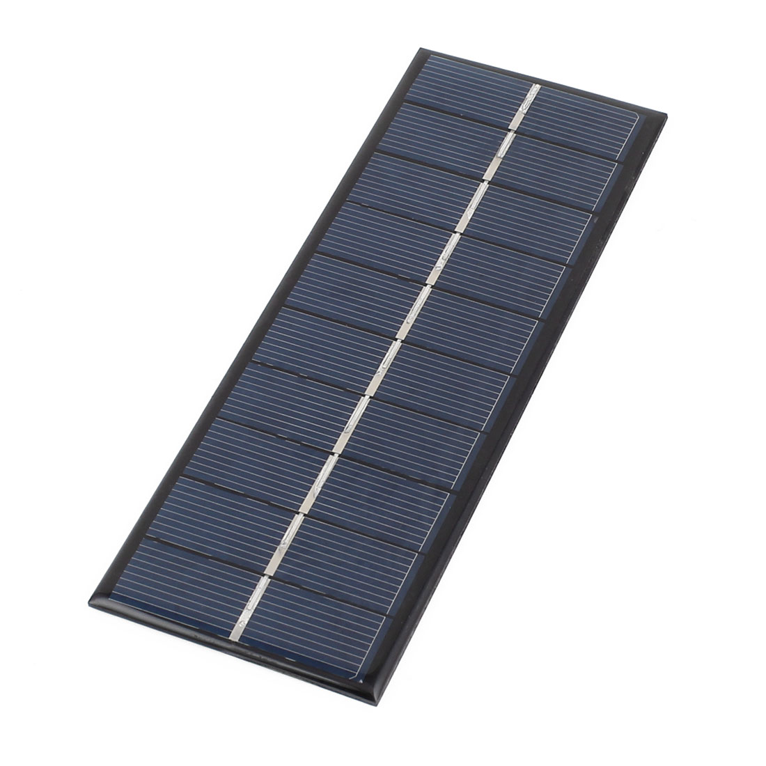 5V 1.3W DIY Polycrystallinesilicon Solar Panel Power Cell Battery Charger 163mm x 60mm