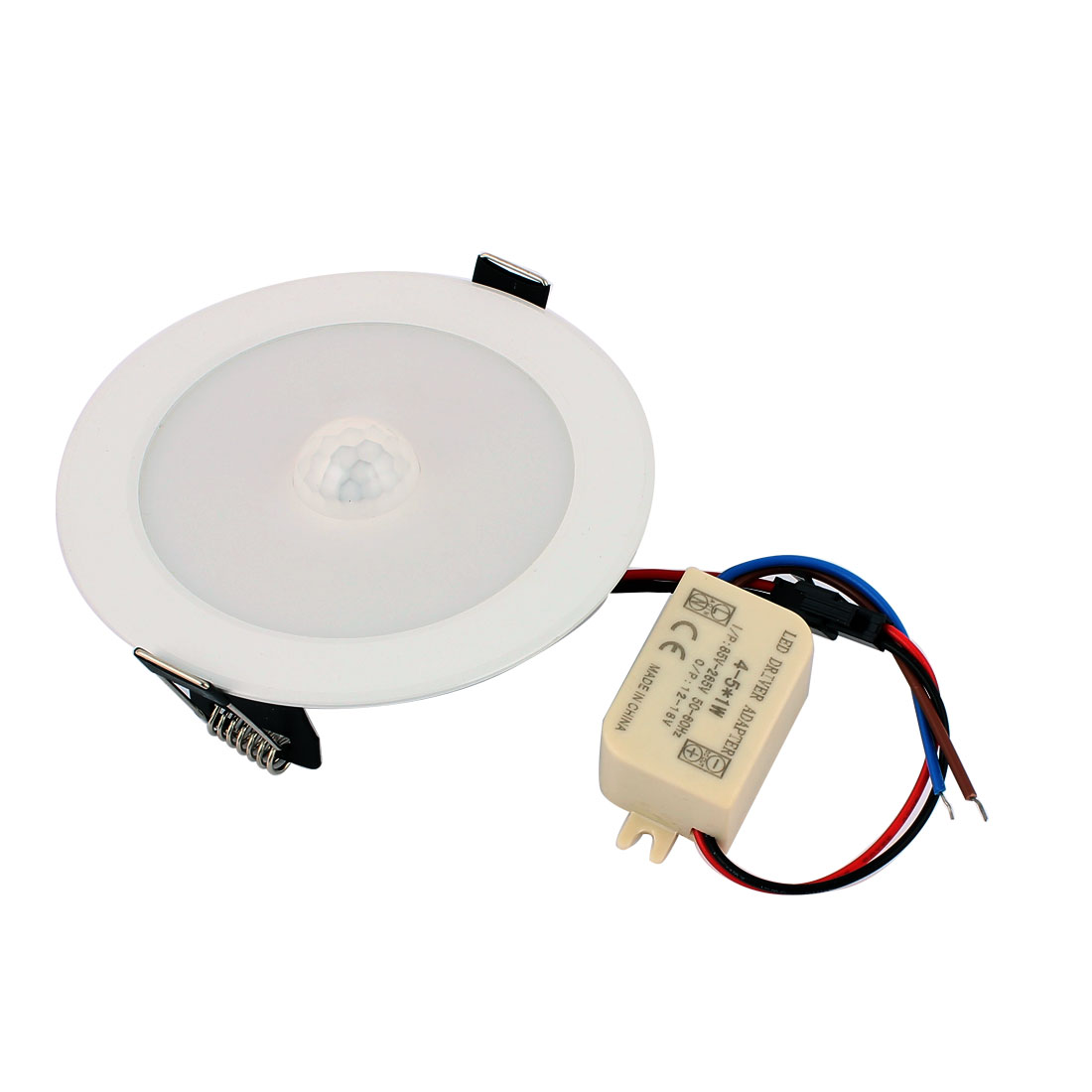 Ceiling Decor Downlight Light 10 LED Lamp 5W AC 85V-265V Motion Sensor Lighting