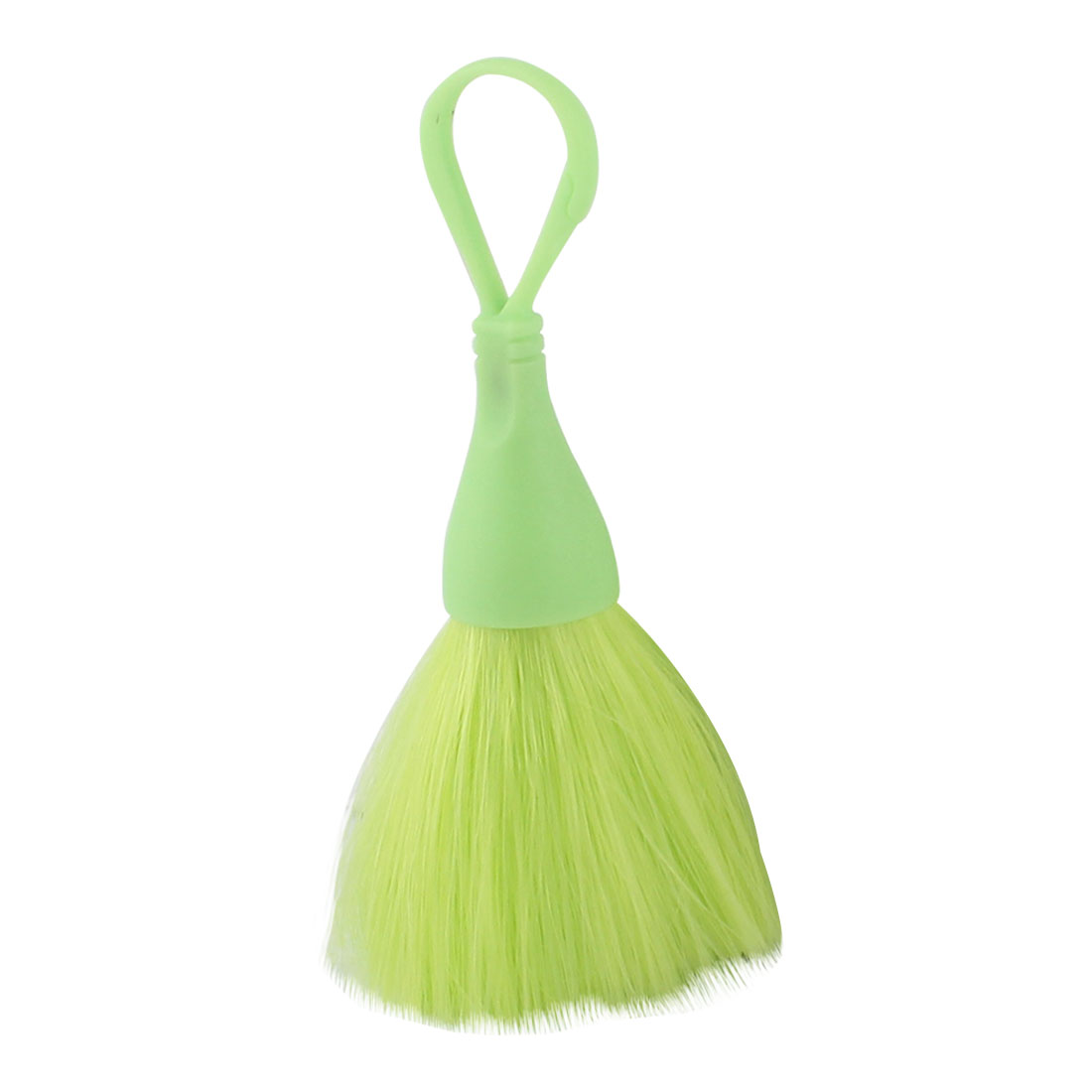 Keyboards Fans Vents Machine Plastic Handle Anti Static Dedusting Cleaning Brush Green