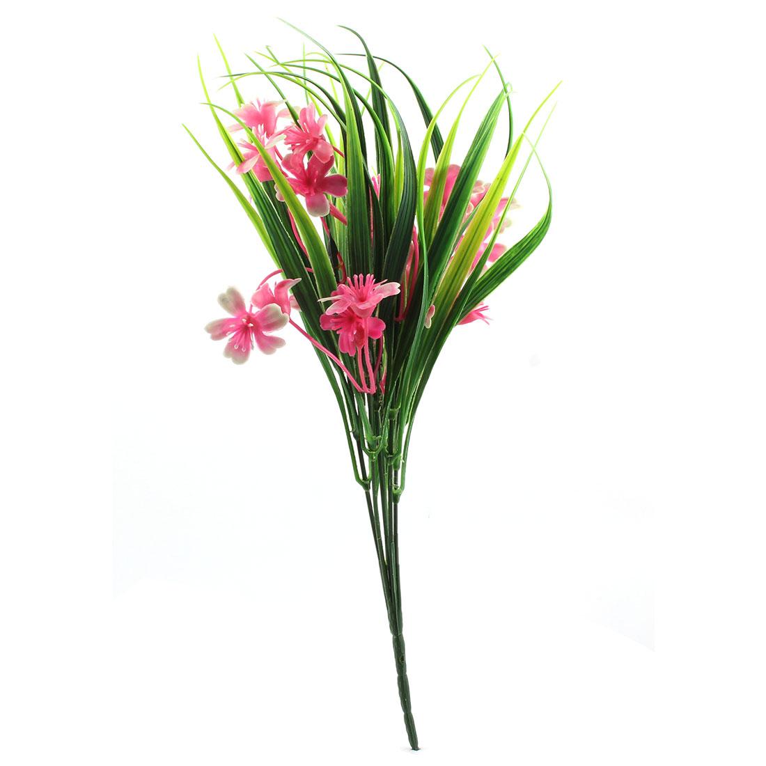 Living Room Plastic Single Branch Artificial Emulational Plum Flower Bouquet