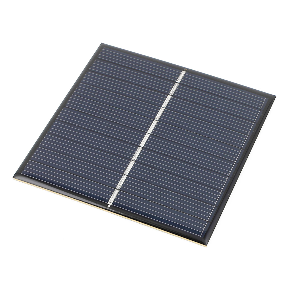 5V 0.87W DIY Polycrystallinesilicon Solar Panel Power Cell Battery Charger 84mm x 84mm