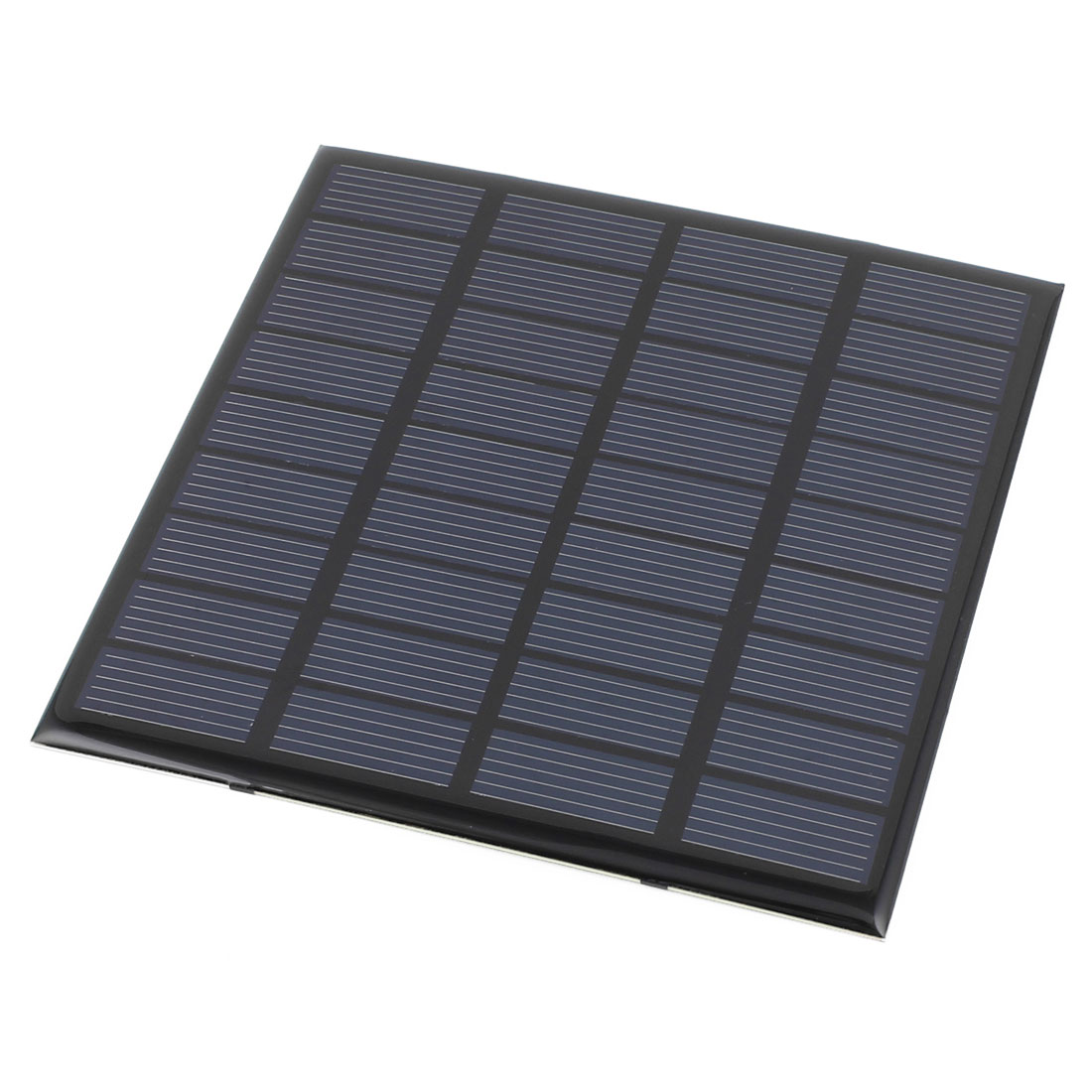 9V 2W DIY Polycrystallinesilicon Solar Panel Power Cell Battery Charger 115mm x 115mm