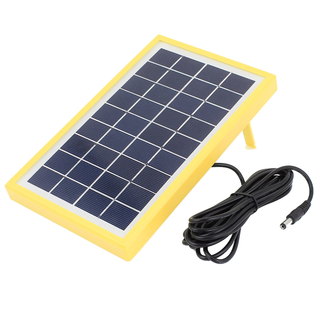 9V 3W DIY Polycrystallinesilicon Solar Panel Power Cell Battery Charger 220mm x 135mm x 17mm