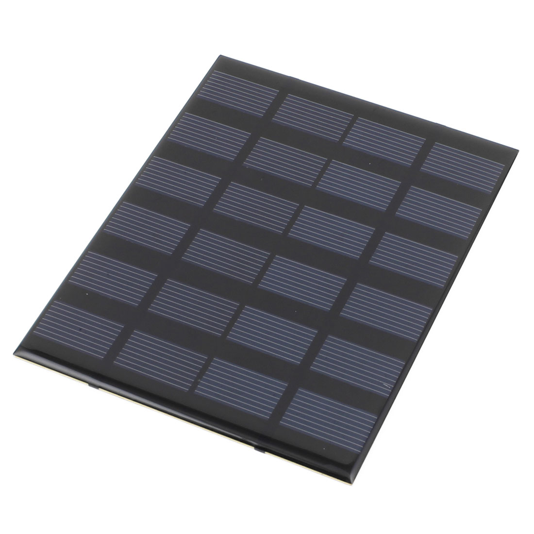 6V 1.5W DIY Polycrystallinesilicon Solar Panel Power Cell Battery Charger 140mm x 110mm