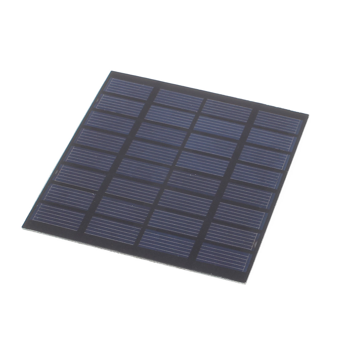 8V 1.8W DIY Polycrystallinesilicon Solar Panel Power Cell Battery Charger 110mm x 110mm