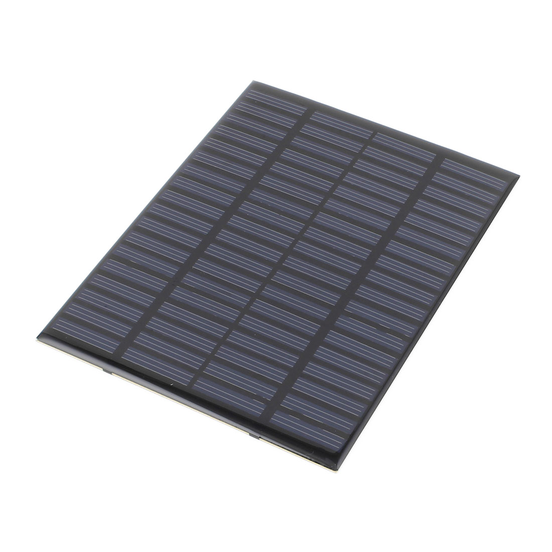 18V 1.5W DIY Polycrystallinesilicon Solar Panel Power Cell Battery Charger 140mm x 110mm