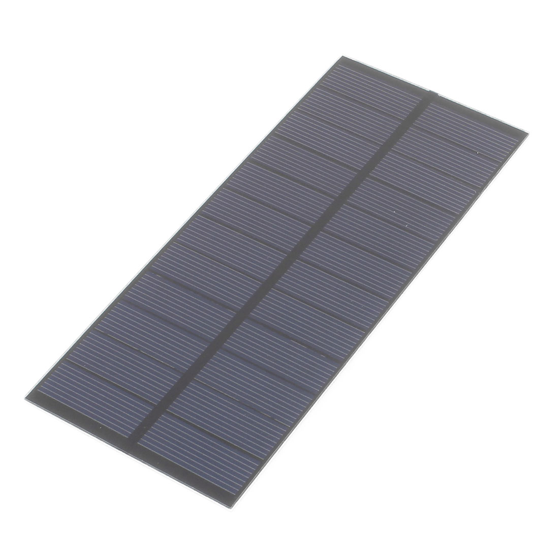 6V 2.3W DIY Polycrystallinesilicon Solar Panel Power Cell Battery Charger 188mm x 78.5mm