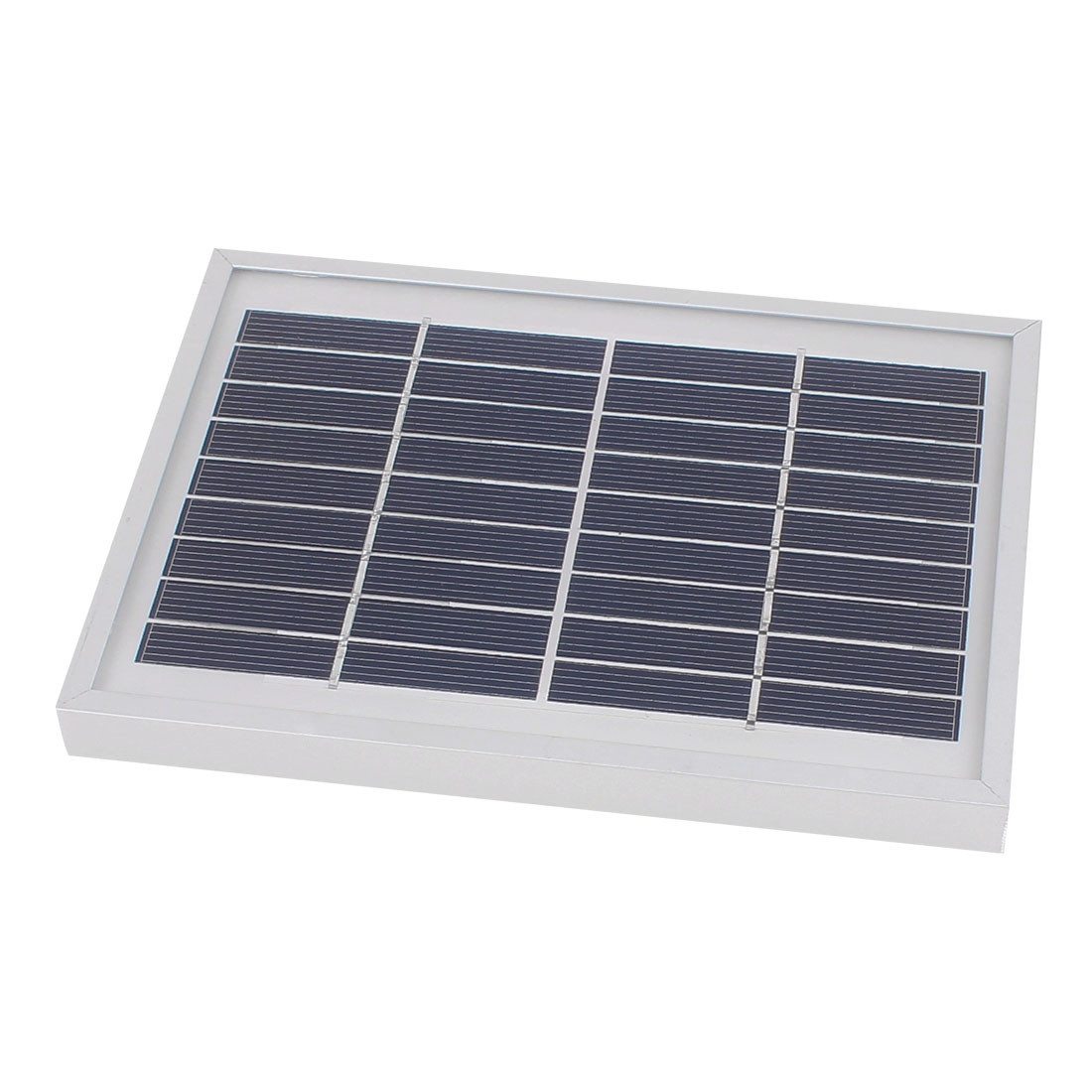 9V 2W DIY Polycrystallinesilicon Solar Panel Power Cell Battery Charger 180mm x 130mm x 15mm
