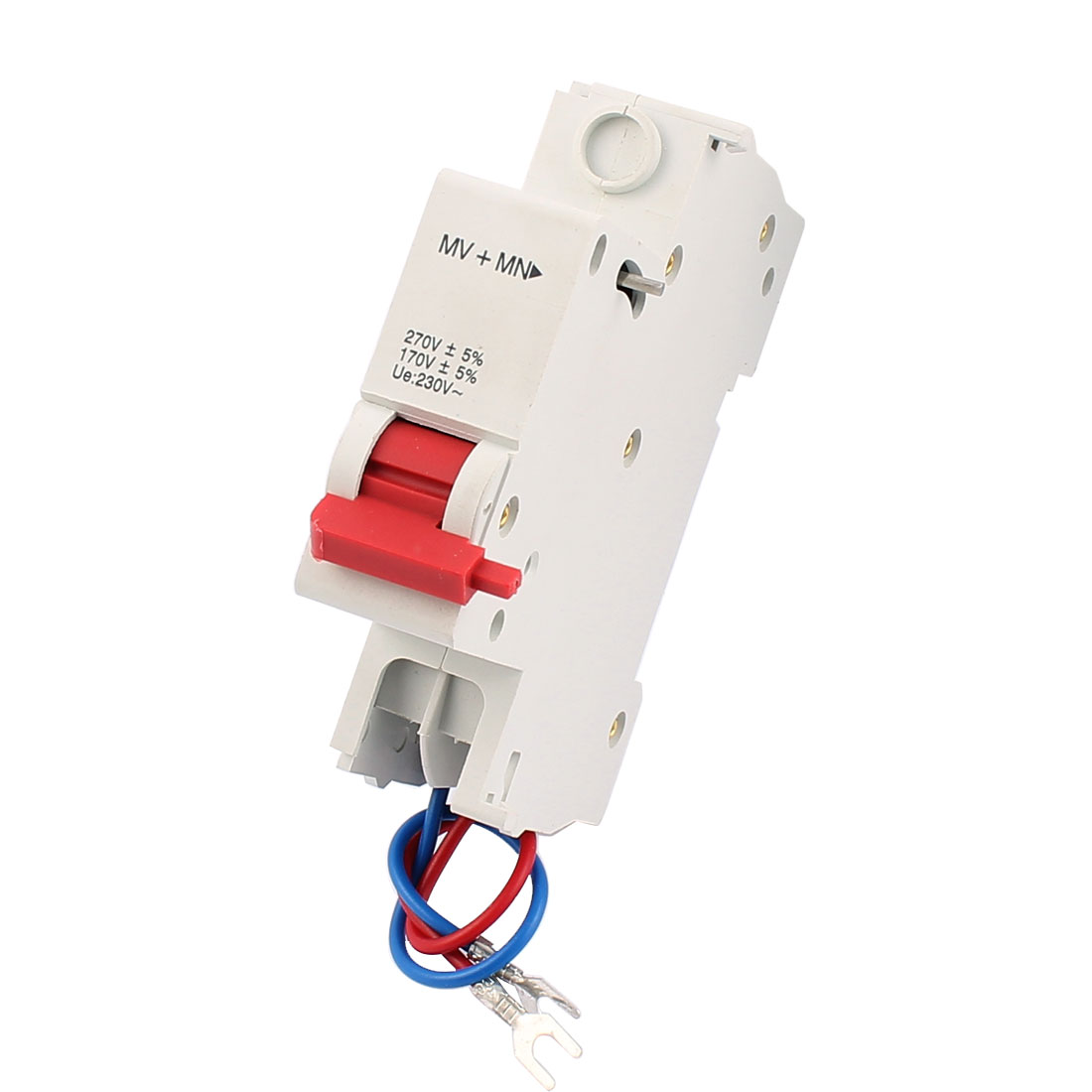 220V MV+MN Over Under Voltage Release Auxiliary Switch for DZ47S Circuit Breaker