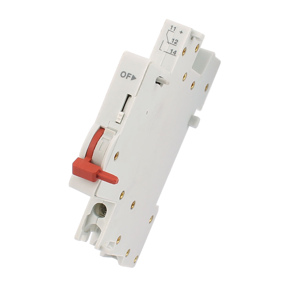 SPDT Leakage Protection OF Auxiliary Switch for DZ47S/C45 Circuit Breaker