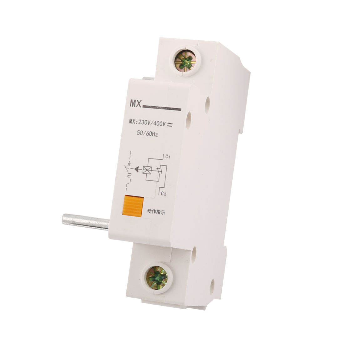 AC 230V MX Fire Off Shunt Tripping Device Auxiliary Switch for Circuit Breaker