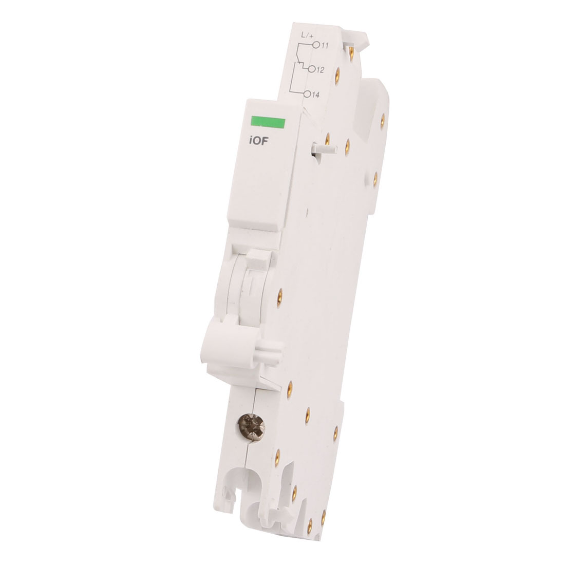 Leakage Protection iOF Auxiliary Switch Miniature Circuit Breaker for IC65 MCB