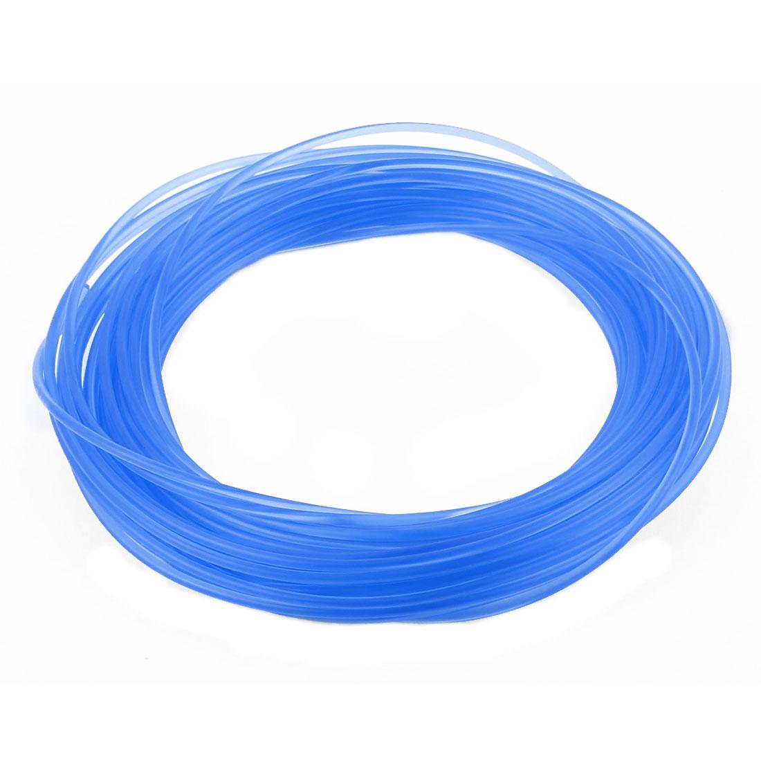 10m 3D Printer Pen Painting Filament Refills ABS Printing Material Transparent Blue