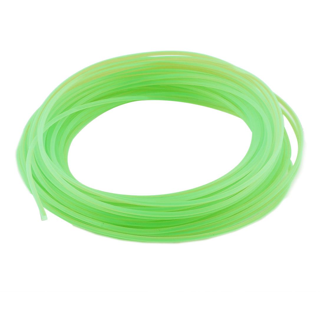 10m 3D Printer Pen Painting Filament Refills PLA Printing Material Transparent Green