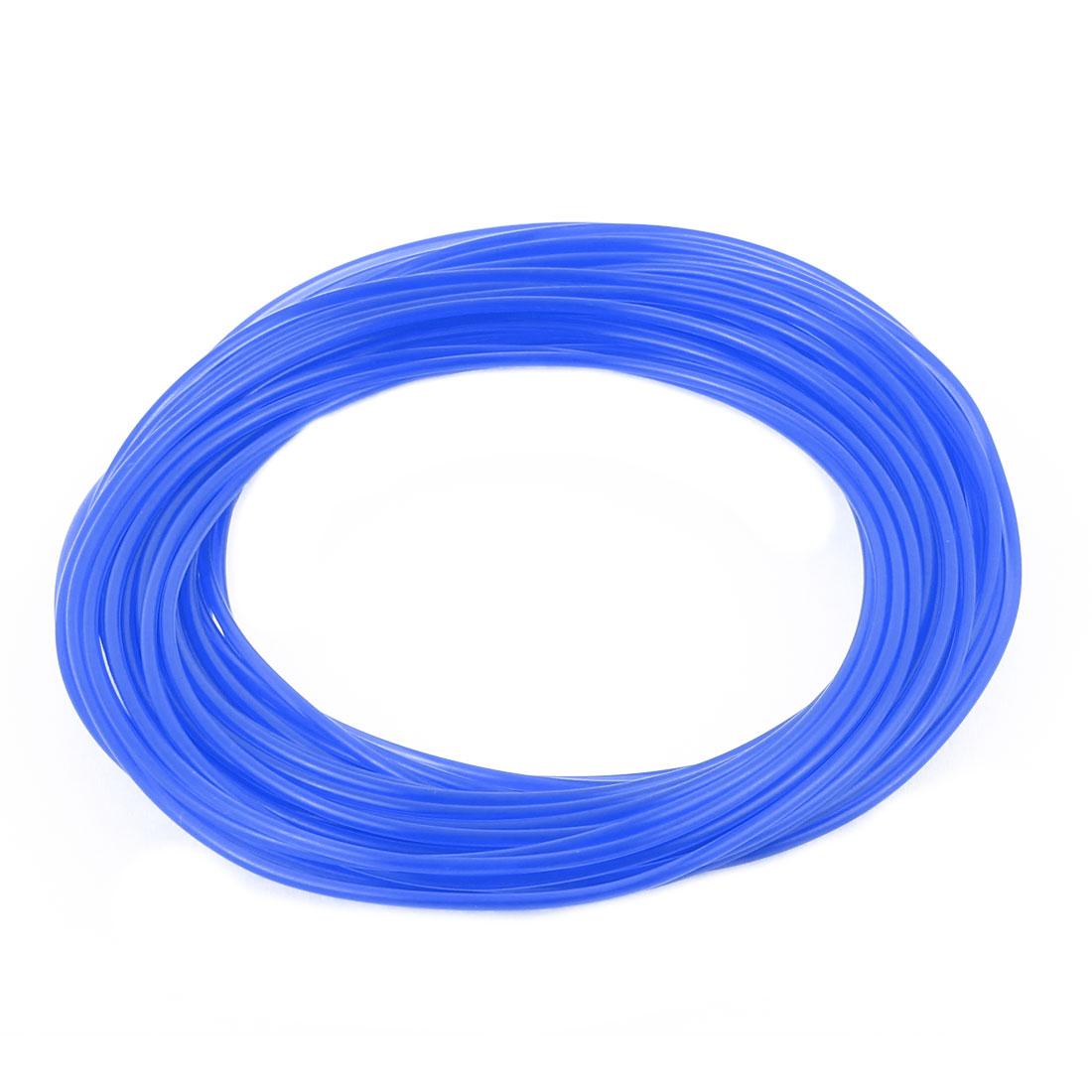 10m 3D Printer Pen Painting Filament Refills PLA Printing Material Transparent Blue
